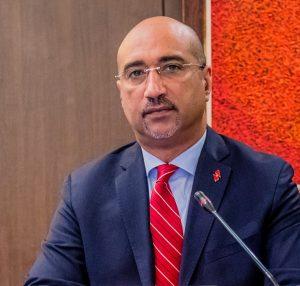 Abdoul-Aziz Dia, Directeur exécutif, Trésorerie et banque internationale