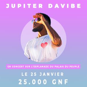 Jupiter Davibe