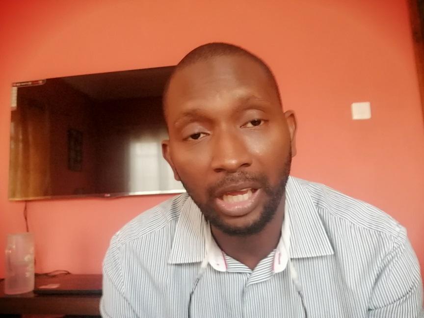 Thierno Yaya Diallo, président du parti Guinée moderne