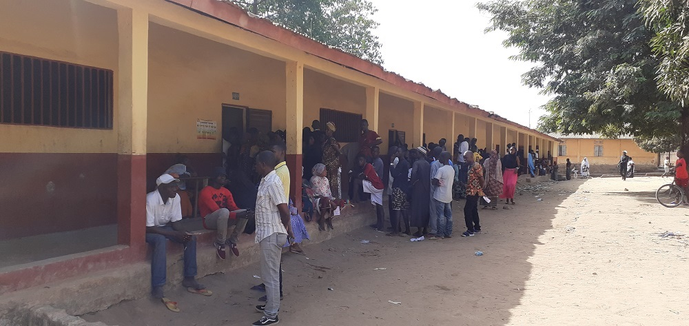 Vote en Guinee