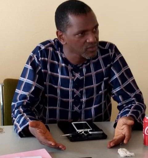 Alpha Oumar Taran Diallo, leader de l'Alliance démocratique pour le renouveau (ADR)