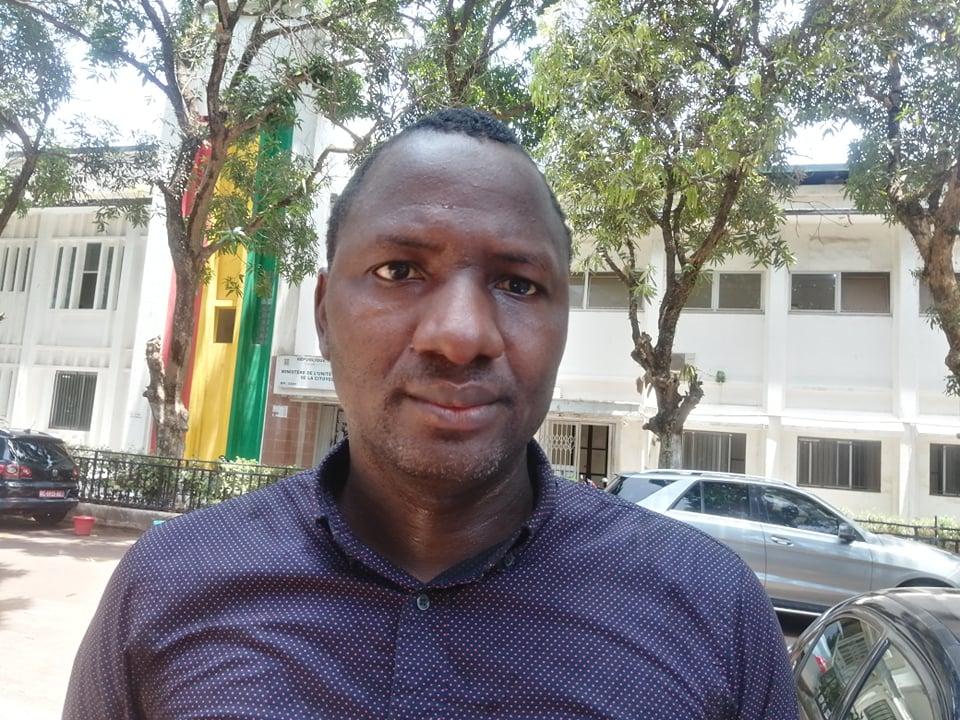 Le journaliste Ousmane Kandé, nouveau chargé de communication du Ministère de la jeunesse et de l'emploi jeune