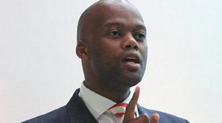Wamkele Mene, secrétaire général, Zone de libre-échange continentale africaine Secrétariat (ZLECA)