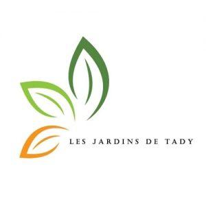 Le logo des Jardins de Tady