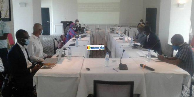 Des acteurs de la filière karité formés dans le cadre du projet ITC SheTrades Afrique de l'Ouest