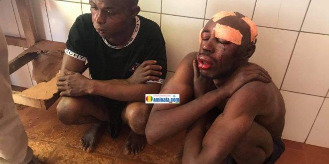 Des bandits arrêtés à Labé