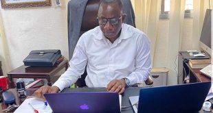 Souleymane Traoré, Directeur Général du Fonds d'entretien routier (FER)