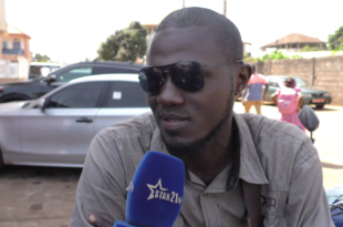 Diallo Ismael, diplômé sans emploi