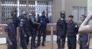 Policier Guinéen