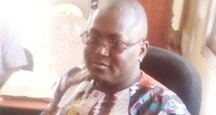 Moussa Nagnalén Sacko, directeur préfectoral de la jeunesse de Siguiri
