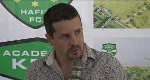 Thierry Guillou, nouveau directeur sportif de l'académie KPC
