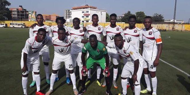 Ligue 1 Salam : le Wakrya AC de Boké