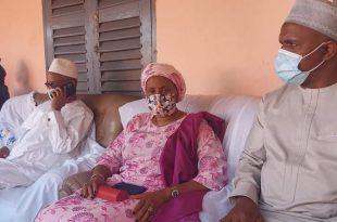 La tournée du président Cellou Dalein Diallo dans les familles endeuillées se poursuit à Pita.
