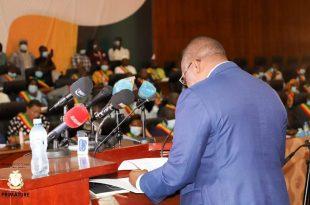Kassory Fofana PM