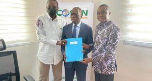 Abidjan : Visite du COCAN Guinée 2025