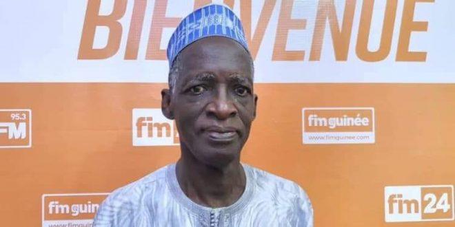 le député Mamadou Baadiko