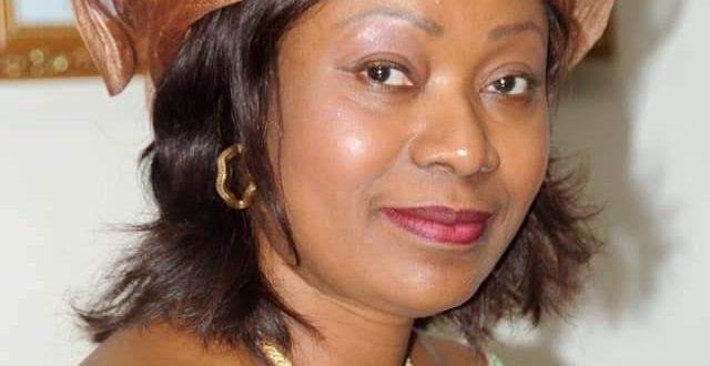 Madame CONDÉ Djènè Kaba