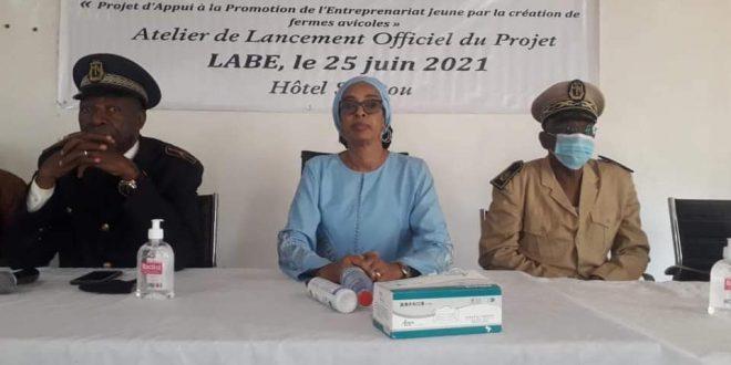 Madame la Ministre de la jeunesse et de l'emploi des jeunes
