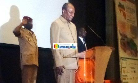 Symposium Mines Guinée : Le président Alpha Condé félicite Rusal !